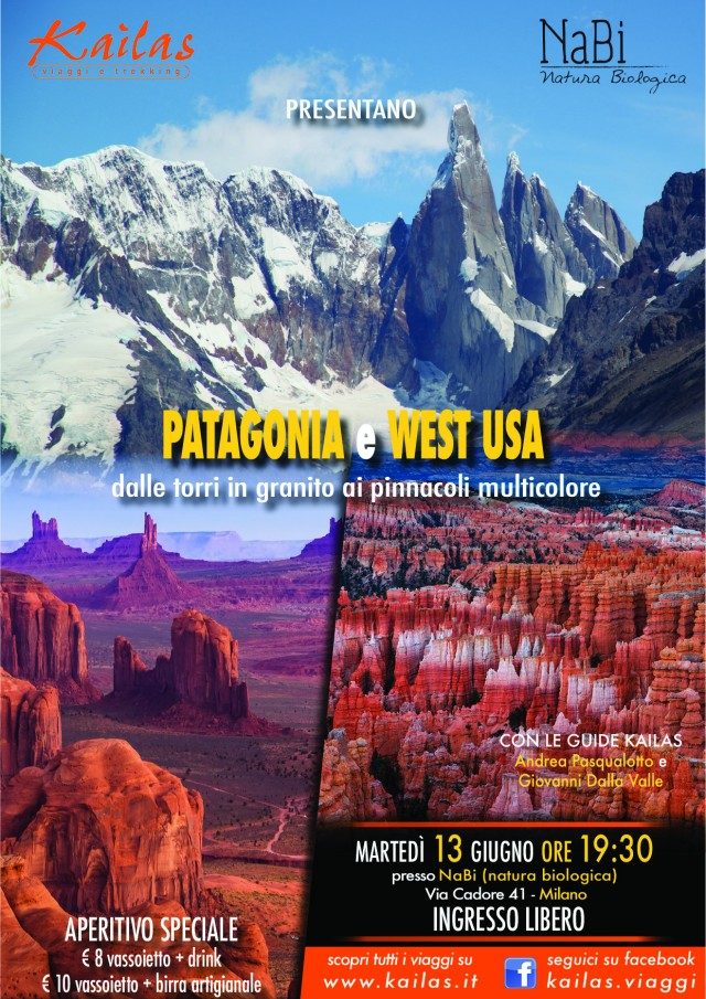 NaBi Patagonia West USA