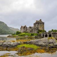 Scozia castello